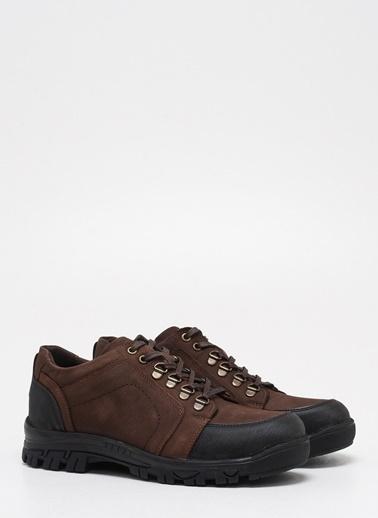 F By Fabrika Erkek Siyah Ayakkabı JOLAS Taba